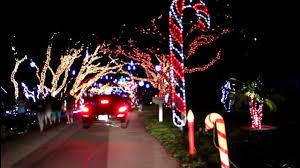 holiday lights in snug harbor palm