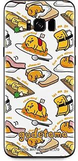Amazon Com Skinit Decal Phone Skin Compatible With Galaxy S8 Officially Licensed Sanrio Gudetama 5 More Minutes Design