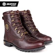 scoyco genuine leather motorcycle c