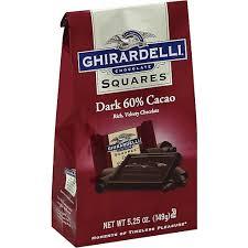 ghirardelli chocolate squares 60
