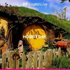 Ef English Live On Twitter Do You Know The Meaning Of The Word Hobbit Did You Know That This Word Was Invented By Author J R R Tolkien In 1937 Hobbitday Https T Co 8iutiq6lo4