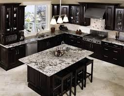kitchen updating espresso cabinet color