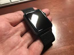 Used Apple Watch Series 2, 42mm Space ...