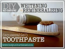 diy all natural whitening