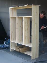 Aged Lockers Do It Yourself Home Projects From Ana White Mudroom Lockers Wooden Lockers Wood Lockers