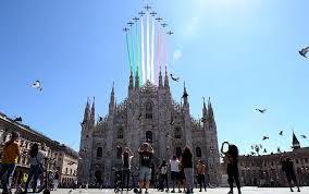 Frecce Tricolori a Potenza il 28 maggio: programma e orari del ...
