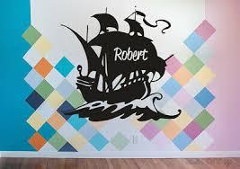 Personalized Name Vinyl Decal Sticker Game Room Kids Room Wall Art Nursery Ga385 Ebay