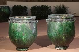 moroccan garden pots