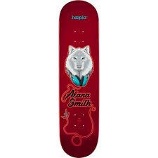 hoopla Pro Alana Smith Wolf 2 Skateboard Deck 112 - Skate One