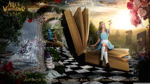 alice in wonderland hd wallpapers