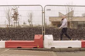 Protect Members Of The Public Around Buildings And Busy Roads With Strong Highly Visible Traffic Barriers