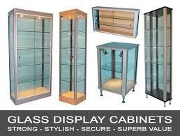 glass display cabinet glass cabinets