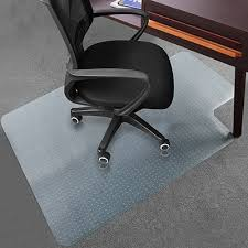 office chair mats for thick carpet