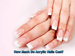 how much do acrylic nails cost