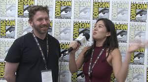 Aaron Ehasz - San Diego Comic Con 2019 - YouTube