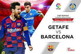 Link Live Streaming Getafe vs Barcelona ...