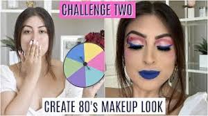 80s makeup vloggest