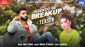 latest hindi song neendo se breakup