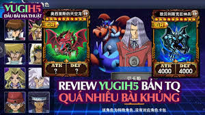GTM YugiH5 ▻ REVIEW YugiH5 phiên bản Trung Quốc - YouTube