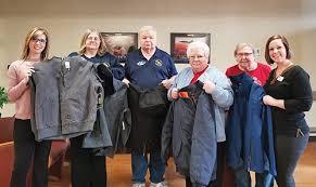 VFW Auxiliary donates coats | Huntington County Tab
