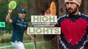 DISC GOLF HIGHLIGHTS | 2019 Green Mountain Championship at Smuggs