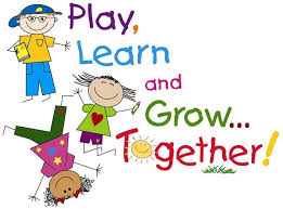 Play Learn And Grow Together Search Clipart Clip Art Children ... |  Preschool lessons, Preschool lesson plans, Co teaching