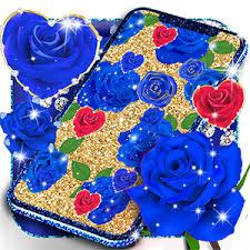 luxury gold rose live wallpaper apk