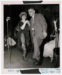 """Edith Smith Weege--Bowery Party """"Naked City"""" 