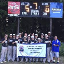 Derry Little League wins first ever state championship | Local Sports |  eagletribune.com