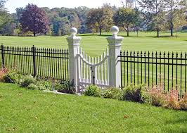Ornamental Metal Picket Fences Perfection Fence