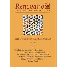 Renovatio: The Distance of Our Differences – Zaytuna College Bookstore