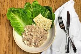 Tuna Salad with Eggs - A Childhood ...