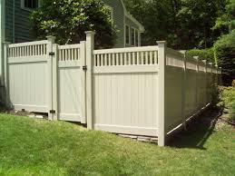 Go Vinyl Fence Installation