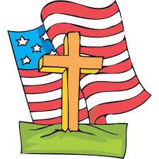 5inx5 5in Waving American Flag Cross Sticker Patriotic Military Car Decal Walmart Com Walmart Com
