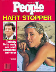 Donna Rice Hughes Still Feels PTSD 31 Years After Gary Hart Sex ...