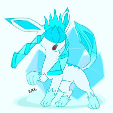 Mega glaceon any tips send me for drawing : pokemon