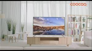 COOCAA 50S5G ANDROID TV GOOGLE ASSISTANT - YouTube