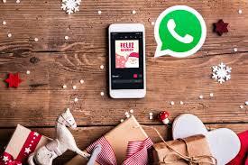 Como Crear Tus Felicitaciones De Navidad Para Whatsapp Life