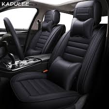 kadulee pu leather car seat covers for
