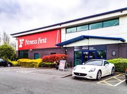 fitness first wednesbury closed