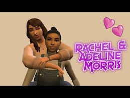 Young Couple | Morris | Create a Sim - YouTube