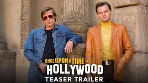 ONCE UPON A TIME IN HOLLYWOOD - Official Teaser Trailer (HD) - YouTube