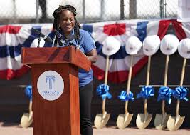 Acquanetta Warren - Acquanetta Warren Photos - Dodgers Dreamfield 51 Marks  The First Step On The Road To 75 Fields By The Dodgers 75th Anniversary in  Los Angeles - Zimbio