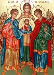 29 de septiembre: Fiesta de los Santos Arcángeles - NAVARRA INFORMACIÓN
