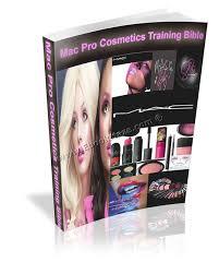 mac cosmetics manual