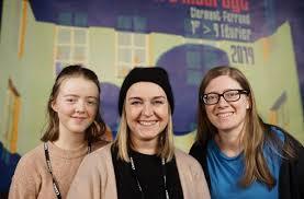 Elin KRISTENSEN, Emma BUSTNES et Ida Hansen ELDOEN - Le Trombino