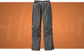 the best waterproof pants for hiking