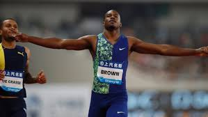 Canada's Aaron Brown and Andre De Grasse finish 1-2 in 200 metres ...