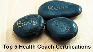 health coach certification programs