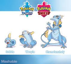 Pokémon Sword and Shield' Starter Evolutions Leaked: Best Fan Art ...